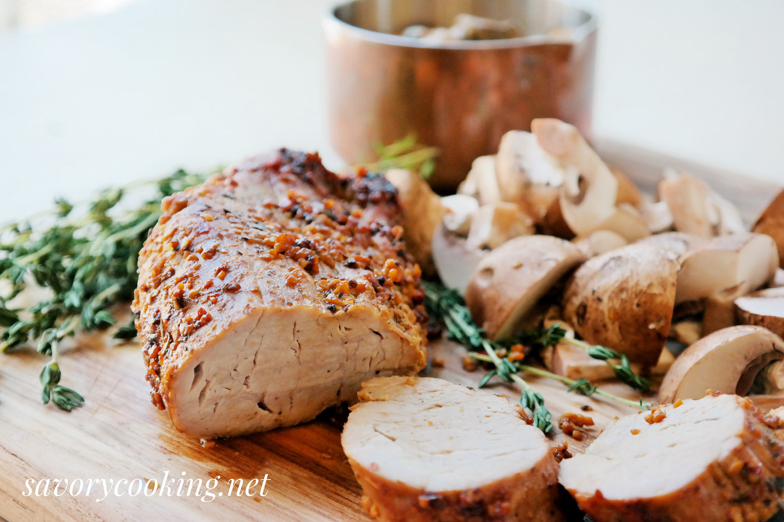 Easy pork loin recipes with few ingredients